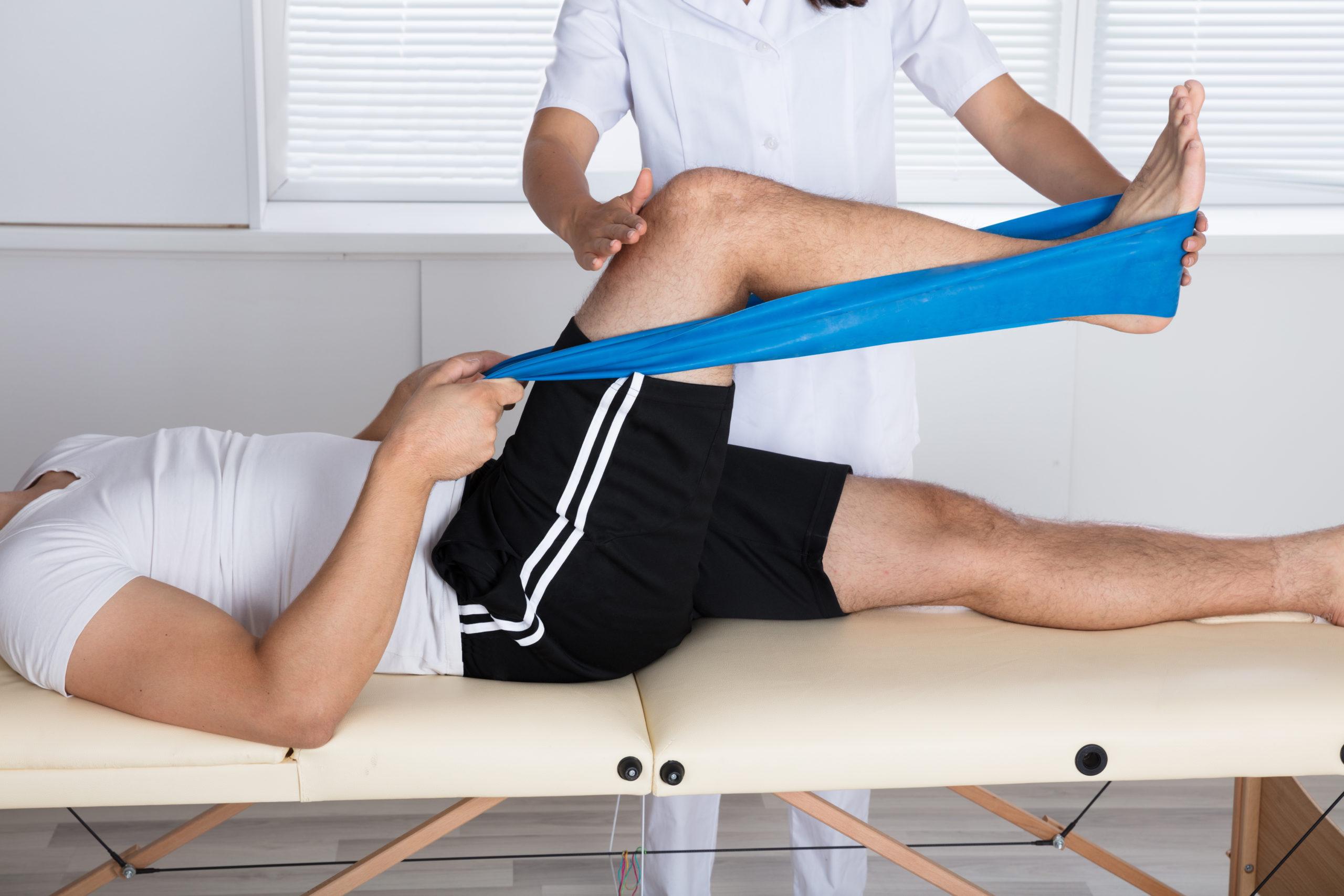 Ćwiczenia z pacjentem